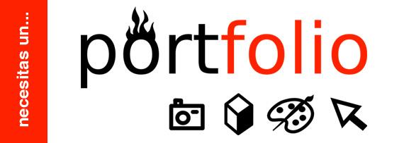 necesitas un portfolio